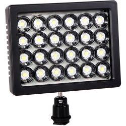 AXRTEC AXR-C-B24D 24 LED On-Camera Light (Daylight) AXR-C-B24D