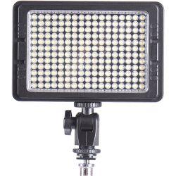 AXRTEC AXR-C-160D On Camera LED Light (144 LED) AXR-C-160D B&H
