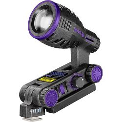 Dedolight FluoresZilla UV On-Board Light Head LED DLOBML-UV B&H
