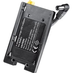 Dedolight Canon LP-E6 Battery Shoe for Ledzilla, DLOBML-PBC1 B&H