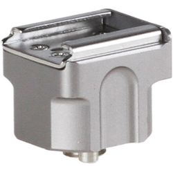 Movcam Cold Shoe Block Adapter (Silver) MOV-303-1708 B&H Photo