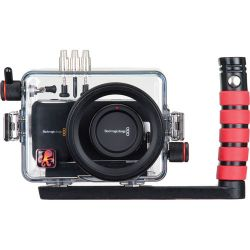 Ikelite Underwater Dive & Surf Housing with Blackmagic B&H