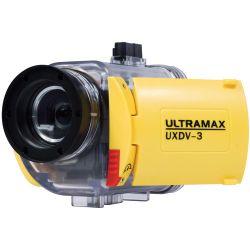 ULTRAMAX UXDV-3-DIVE HD 720p Digital Video Camera UXDV-3-DIVE