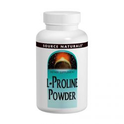 Source Naturals, L-Proline Powder, 4 oz (113.4 g)