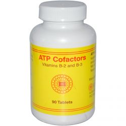 Optimox Corporation, ATP Cofactors, 90 Tablets