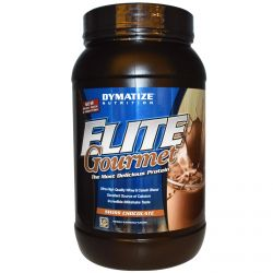 Dymatize Nutrition, Elite Gourmet Protein, Swiss Chocolate, 2 lbs (907 g)