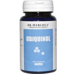 Dr. Mercola, Premium Supplements, Ubiquinol, 100 mg, 30 Capsules