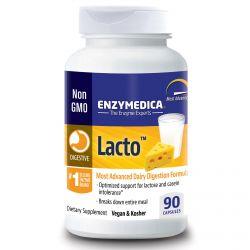 Enzymedica, Lacto, 90 Capsules