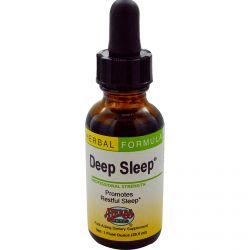 Herbs Etc., Deep Sleep, 1 fl oz (29.5 ml)