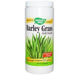 Nature's Way, Barley Grass Bulk Powder, 9 oz  (255 g)