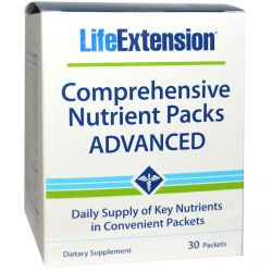 Life Extension, Comprehensive Nutrient Packs Advanced, 30 Packets