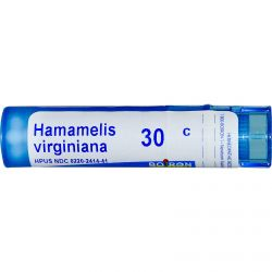 Boiron, Single Remedies, Hamamelis Virginiana, 30C, Approx 80 Pellets