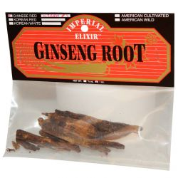 Imperial Elixir, Ginseng Root, Chinese Red, Kirin #5, 1 oz