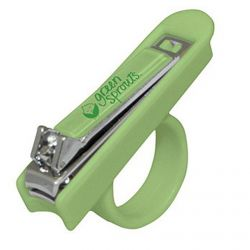 iPlay Inc., Green Sprouts, Baby Nail Clipper, 1 Clipper