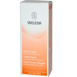 Weleda, Cold Cream, For Dry and Very-Dry Skin, 1 fl oz (30 ml)