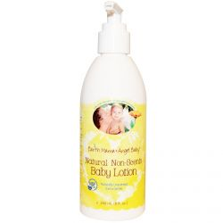 Earth Mama Angel Baby, Baby Lotion, Natural Non-Scents, 8 fl oz (240 ml)