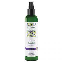 Andalou Naturals, Lavender & Biotin Style Spray, Full Volume, 8.2 fl oz (242 ml)