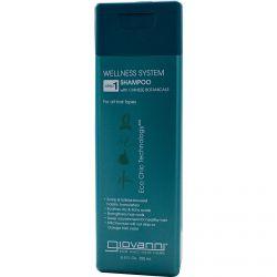 Giovanni, Wellness System Shampoo with Chinese Botanicals, Step 1, 8.5 fl oz (250 ml)