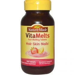 Nature Made Vitamelts Hair Skin And Nails