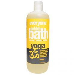 Everyone, Bubble Bath, Yoga, 20.3 fl oz (600 ml)