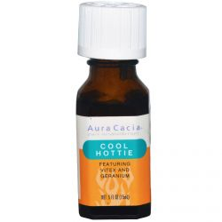Aura Cacia, Cool Hottie, 0.5 fl oz (15 ml)