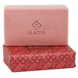 Alaffia, Triple Milled Shea Butter Soap, Raspberry, 5 oz (142 g)