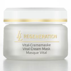 AnneMarie Borlind, LL Regeneration, Vital Cream Mask, 1.69 fl oz (50 ml)