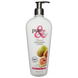 Pure & Basic, Natural Hand & Body Lotion, Fresh Fig, 12 fl oz (350 ml)
