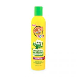 Earth's Best, Tots, Tangle Taming Conditioner, Fruit Punch, 8 fl oz (237 ml)