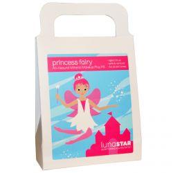 Luna Star Naturals, All-Natural Mineral Makeup Play Kit, Princess Fairy, 4 Pieces