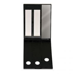 E.L.F. Cosmetics, Beauty-On-The-Go 3-Palette Storage Case, With On-The-Go Compact, 1 Case