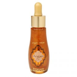 Physician's Formula, Inc., Argan Wear, Ultra-Nourishing Illuminating Argan Oil, Touch of Gold, 1 fl oz (30 ml)