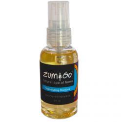 Indigo Wild, Zum & Go, Scalp & Hair Repair Oil, Stimulating Menthol, 2 fl oz