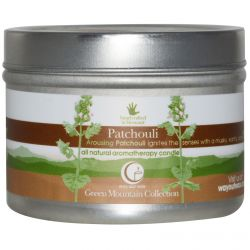 Way Out Wax, All Natural Aromatherapy Candle, Patchouli, 3 oz (85 g)