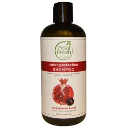 Petal Fresh, Pure, Color Protection Shampoo, Pomegranate & Acai, 16 fl oz (475 ml)