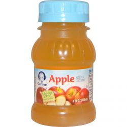Gerber, 100% Juice, Apple Juice, 4 fl oz (118 ml)