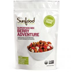 Sunfood, Superfood Mix, Berry Adventure, 8 oz (227 g)