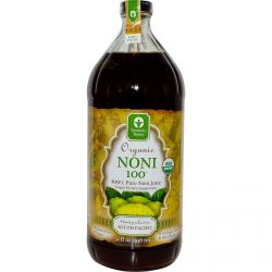 Genesis Today, Noni 100, Organic Noni Juice, 32 fl oz (946 ml)