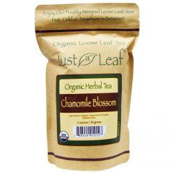 Just a Leaf Organic Tea, Chamomile Blossom, 2 oz (56 g)
