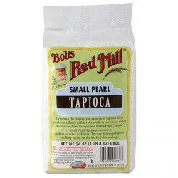 Bob's Red Mill, Small Pearl Tapioca, 24 oz (680 g)