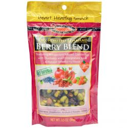 Seapoint Farms, Dry Roasted Edamame, Berry Blend, 3.5 oz (99 g)