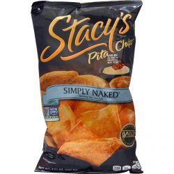 Stacy's, Simply Naked Pita Chips, Nothing But Sea Salt, 7 1/3 oz (207.8 g)
