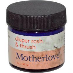 Motherlove, Diaper Rash and Thrush, 1 oz (30 ml)
