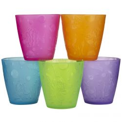 Munchkin, Multi Cups, 18+ Months, 5 Cups, 8 oz (236 ml) Each