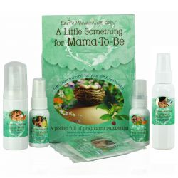 Earth Mama Angel Baby, A Little Something for Mama-To-Be, 5 Piece Kit