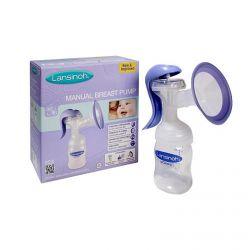 Lansinoh, Manual Breast Pump, 1 Manual Breast Pump and Accessories