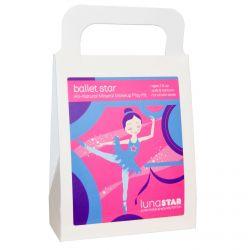 Luna Star Naturals, All-Natural Mineral Makeup Play Kit, Ballet Star, 4 Pieces