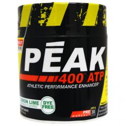 Con-Cret, Peak, 400 ATP, Lemon Lime, 1.27 oz (36 g)