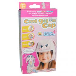 Cool Gel 'n Cap, Tulip, Children's First Aid Cap, 1 Cap