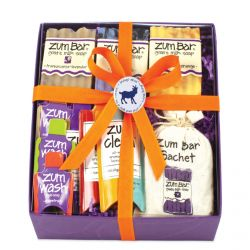 Indigo Wild, Zum Soap Lover's Gift Box, 10 Pieces